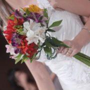 Ramo de novias primaveral