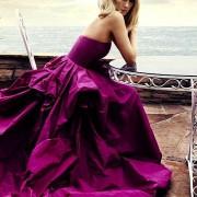 vestido de novia en orquidea radiante