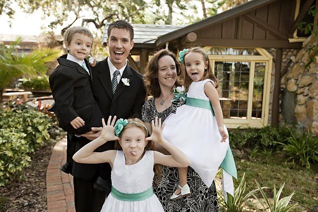 Disfruta de un tiempo con tu familia | 10 cosas que la novia debe hacer el dia antes de la boda