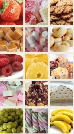 Ideas para acompanar tu fuente de chocolate