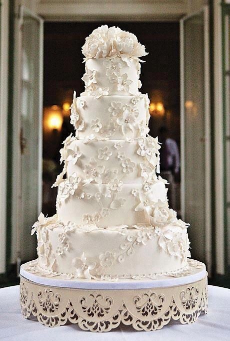 5 tier wedding cake prices 25 im 225 genes de pasteles de boda originales irresistibles 10467