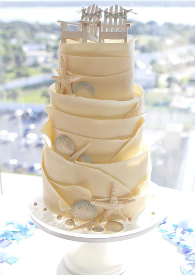 Wedding Cakes Pismo Beach