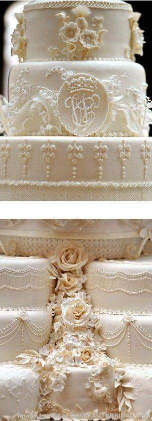 La tarta de la Boda Real | La casa de Beccaria
