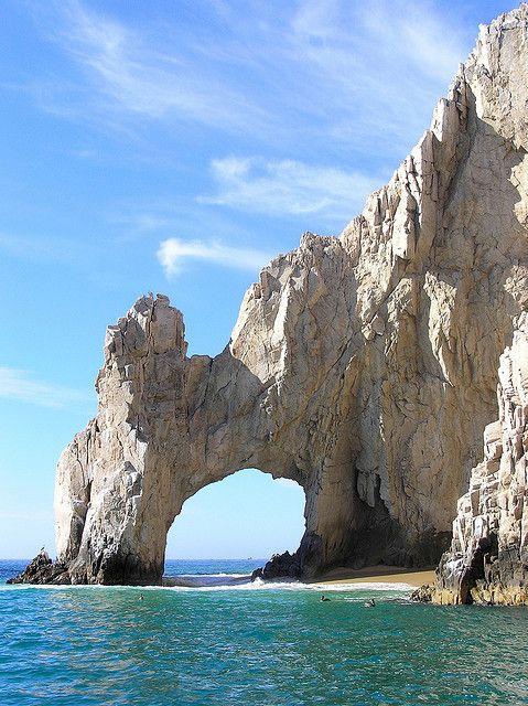 El Arco - Playa del Amor Cabo San Lucas