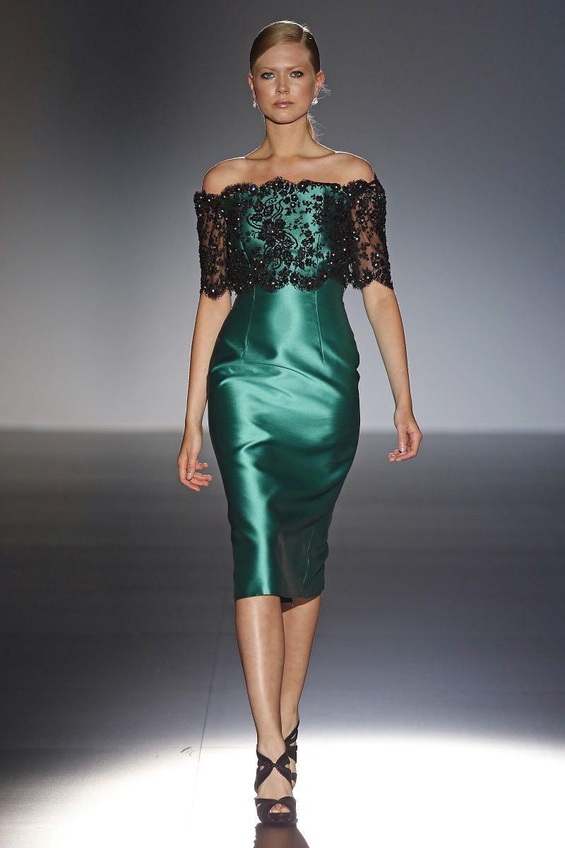 Encajes y modelos ceñidos marcan tendencias de moda de Cabotine