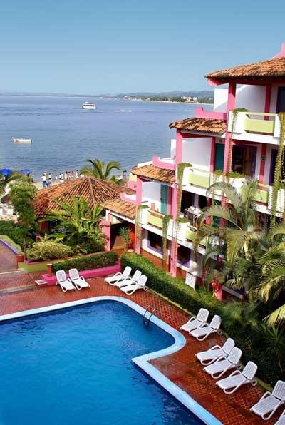 Hotel Decameron Los Cocos, Guayabitos, Riviera Nayarit