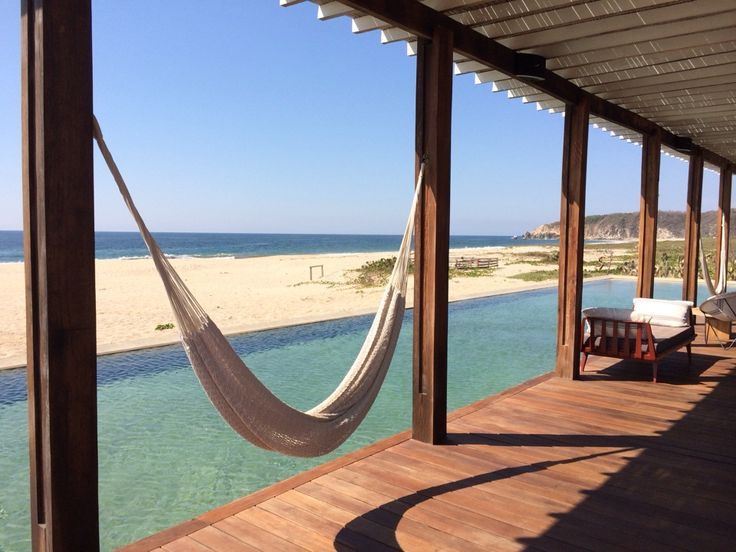 Hotel Escondido en Puerto Escondido Oaxaca - Playas de Mexico