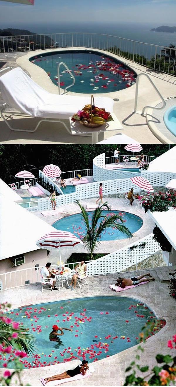 Hotel Las Brisas en Acapulco con piscinas individuales