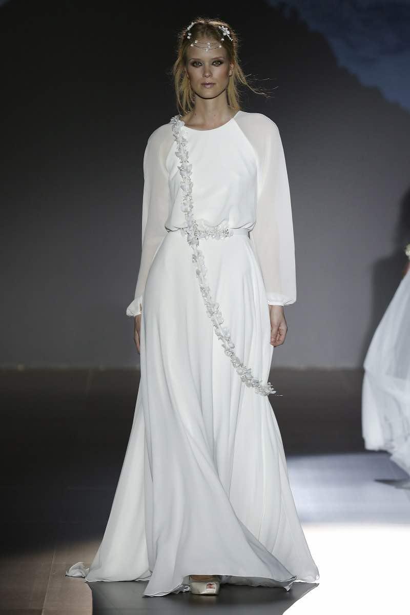 Jesús Peiró 2016 para el Barcelona Bridal Week
