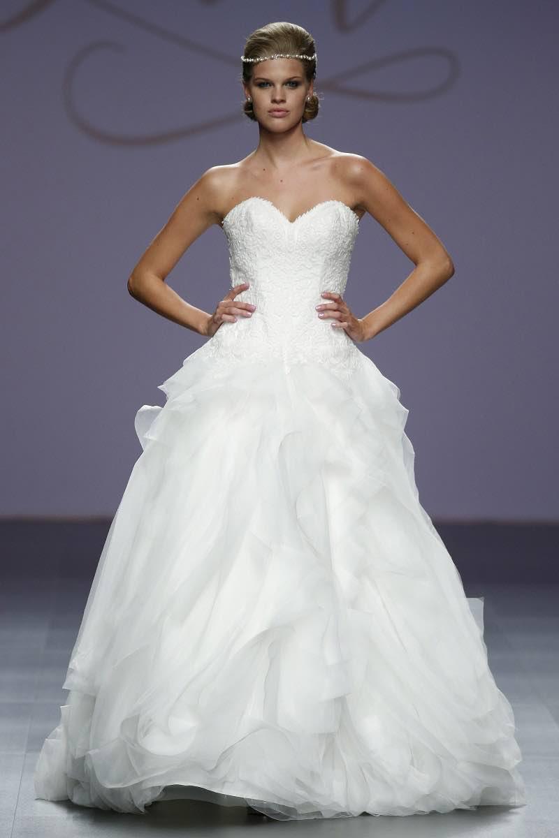 Justin Alexander 2016 vestidos de novia