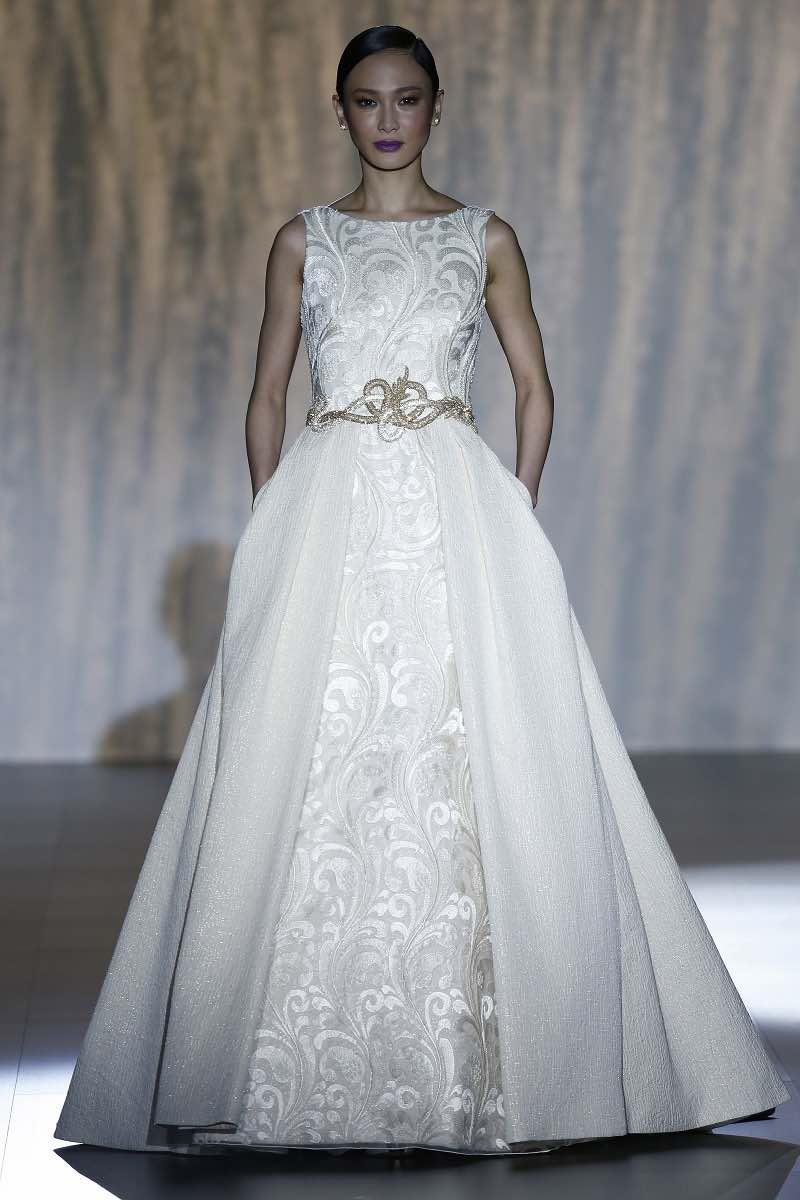 Patricia Avendaño – Platinum 2016 - Un vestido digno de una princesa