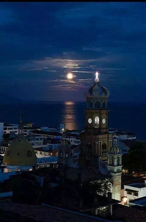 Puerto Vallarta, Jalisco, belleza incluso de noche