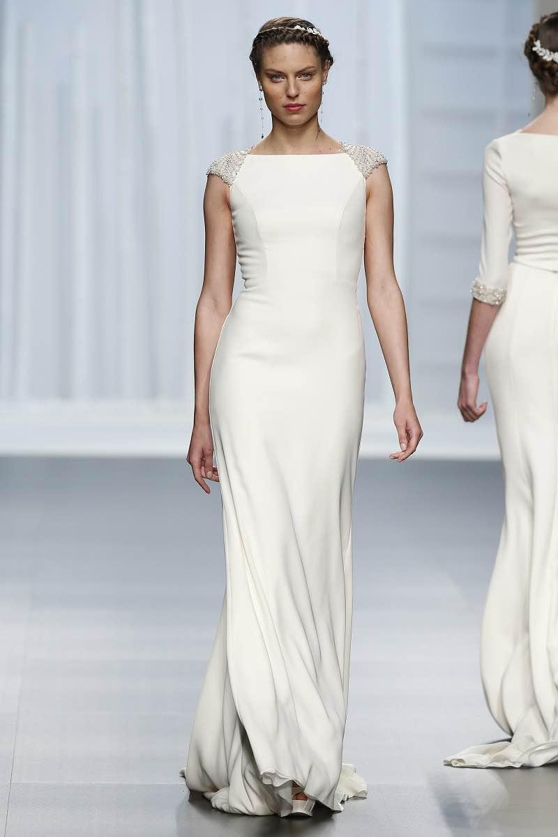 Rosa Clara 2016 para el Barcelona Bridal Week