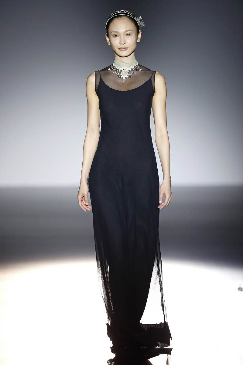 Vestido para madrinas de Natalie Capell 2016