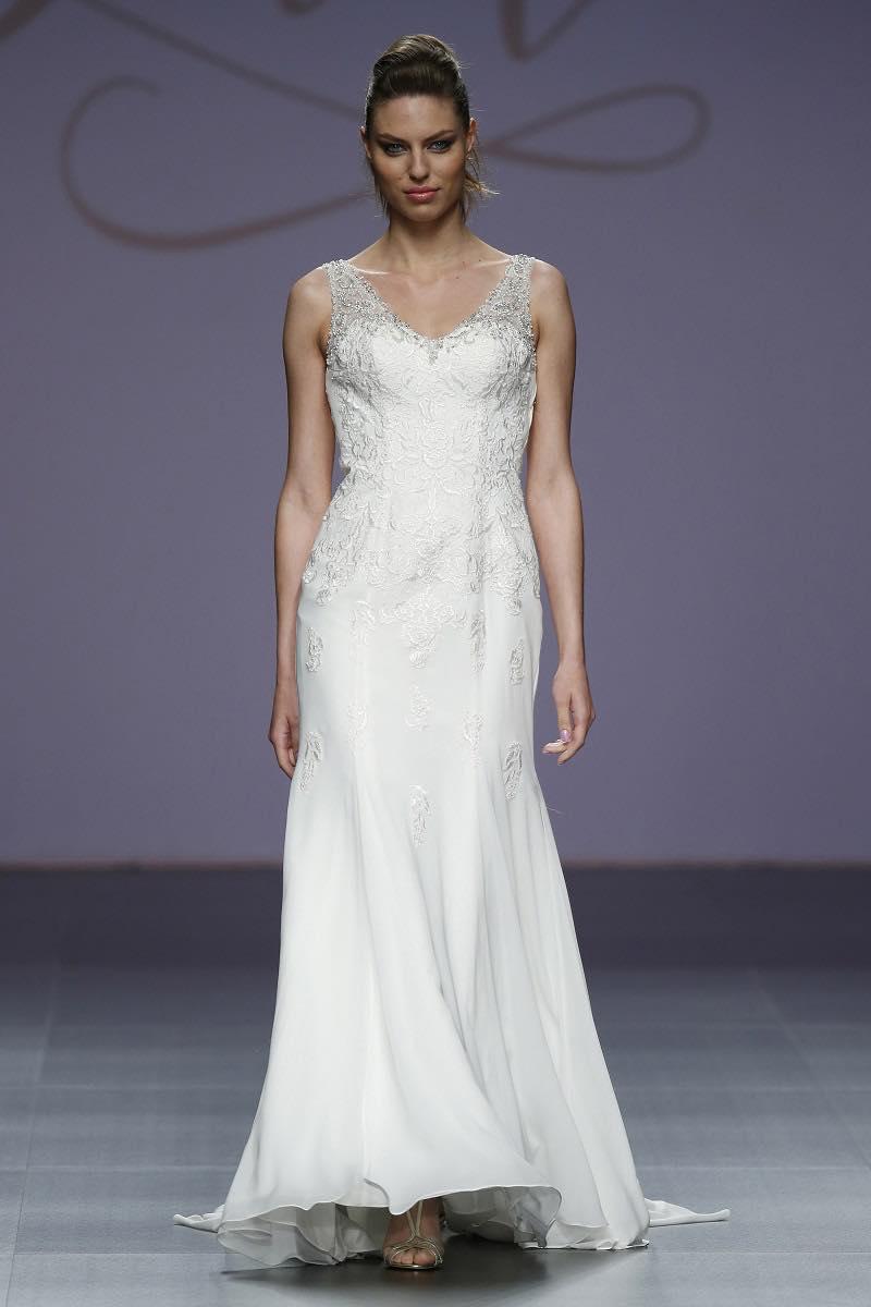 Vestidos de novia de Justin Alexander 2016
