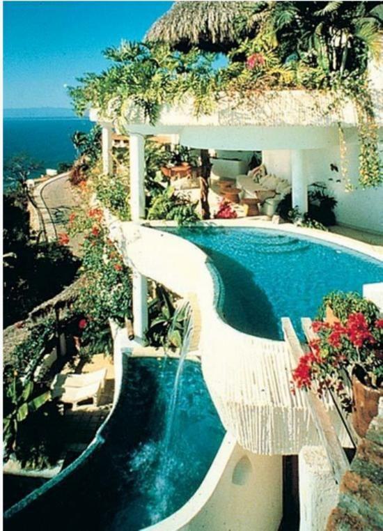 Hoteles en Vallarta, Playa Ocho Cascadas, Puerto Vallarta, Jalisco, Mexico