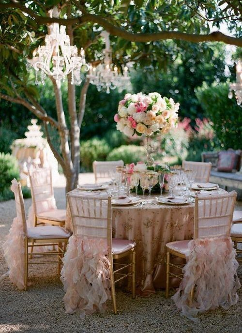 Sillas para envidiar - manualidades para bodas simples de hacer
