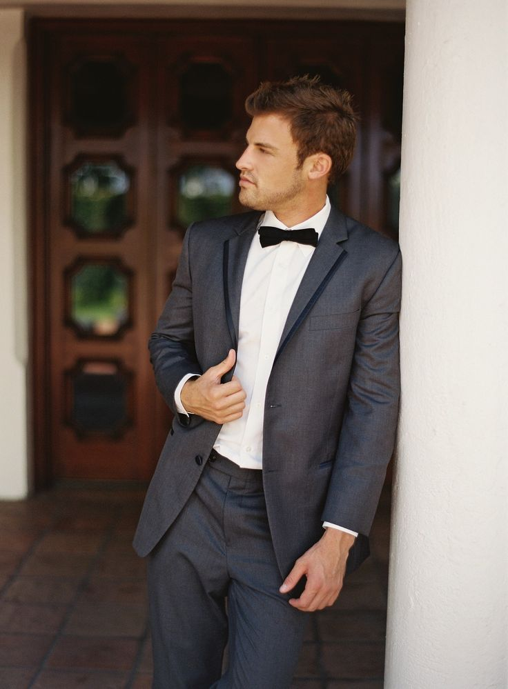 vestido del novio