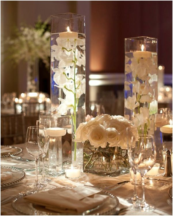Music themed wedding centerpiece or party table lighted - Centros De Mesa Para Boda Econ 243 Micos Y Originales Con