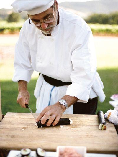 Como asegurarte que la comida de bodas es todo lo que esperas y mas - Foto: theknot.com