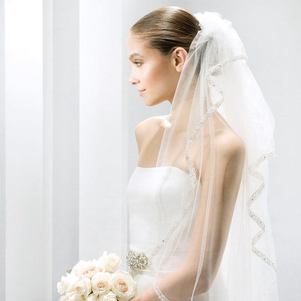 Complementos para novias de Jesús Peiró 2016