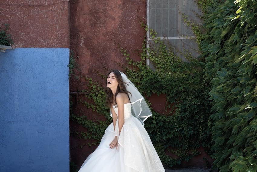 ¿Qué novia no desea que este vestido lleve su nombre? Increíbles vestidos de novia de Jesús Peiró