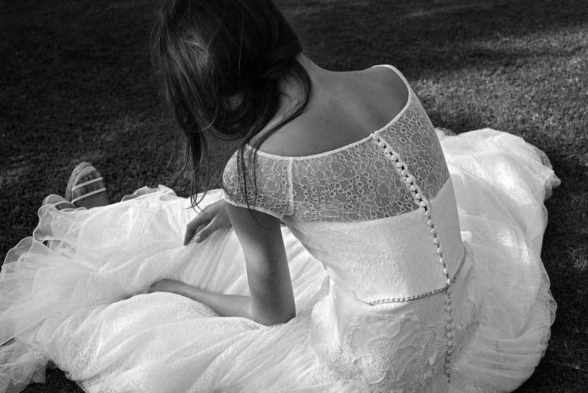 Vestidos de novia que nos enmudecen por su romanticismo y originalidad. Los vestidos de novia de la casa Jesus Peiro