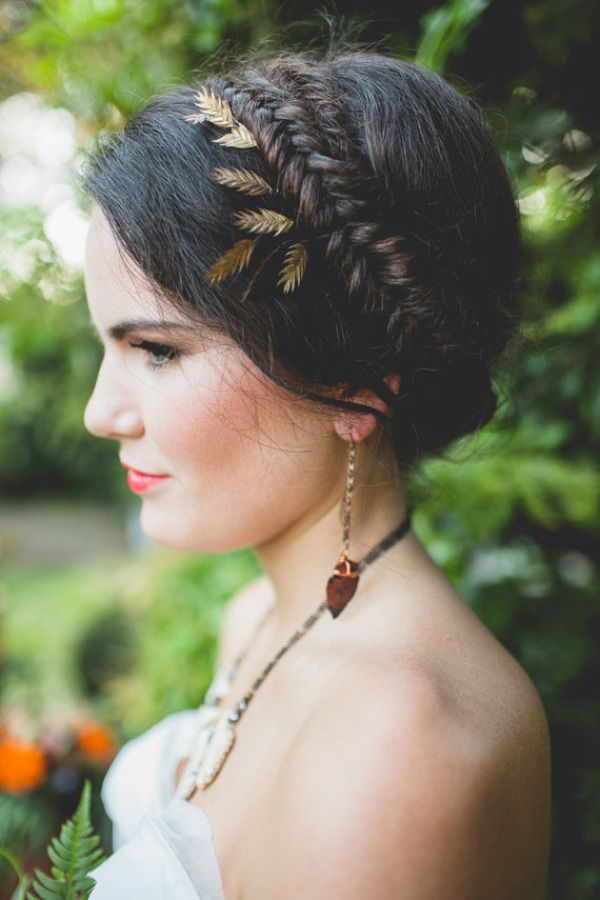 Peinados con trenzas para novias paso a paso estilo griego
