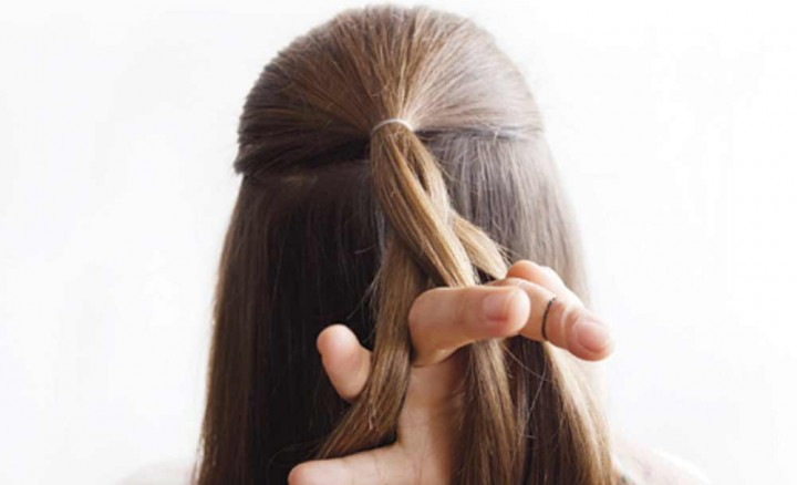 Peinados con trenzas paso a paso. No te pierdas estos 5 peinados para novias con trenzas paso a paso! Foto: alo.com