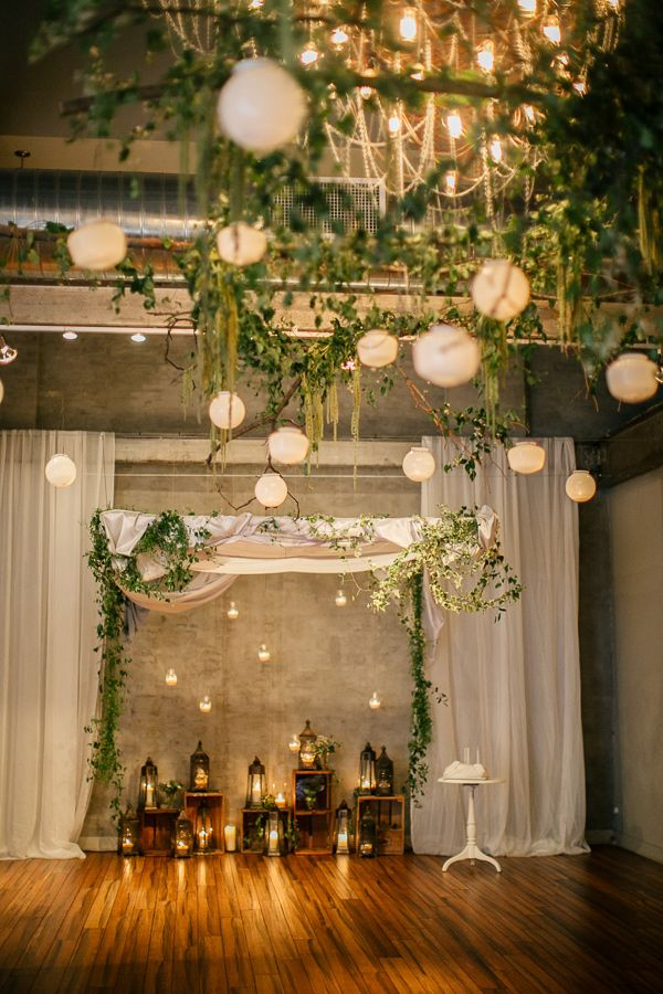 Como decorar una boda estilo industrial tendencias 2016 for Decoracion industrial salon