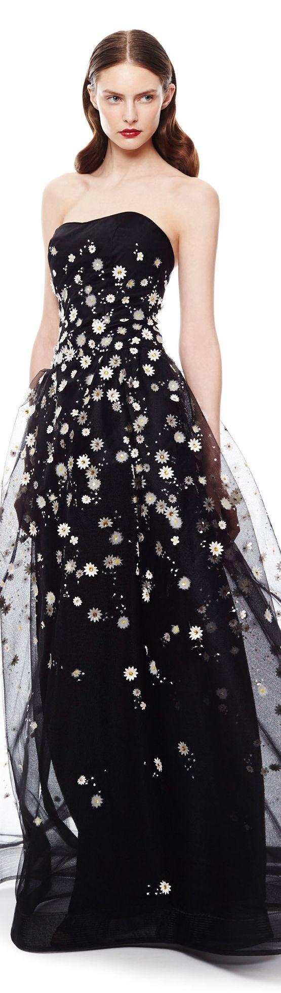 Vestidos demadrinas de boda con toques elegantes inspirados en la firma Carolina Herrera
