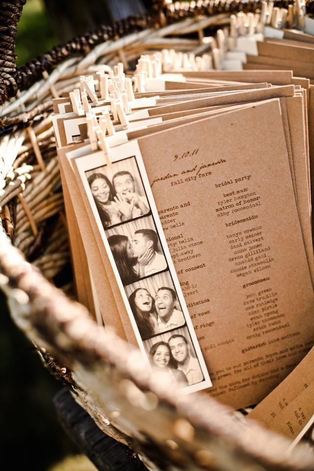 Las bodas rusticas también se prestan para incorporar toques vintage - Foto Dreamwedding