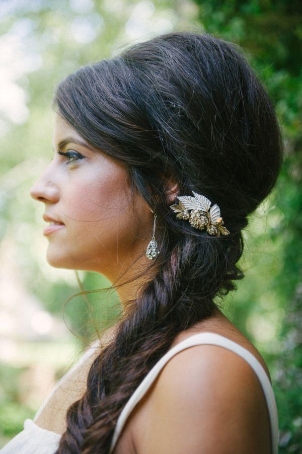 Peinados con trenzas cola de pez con paso a paso!!! No te lo pierdas! Peinados para novias elegantes.
