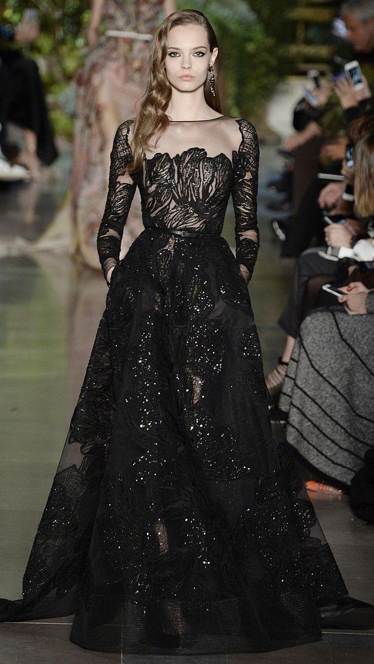 Trajes de madrina o vestido para invitada a la boda de Elie Saab 2015