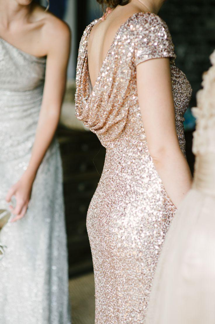 Vestidos Badgley Mischka para bodas - Foto Marissa Moss