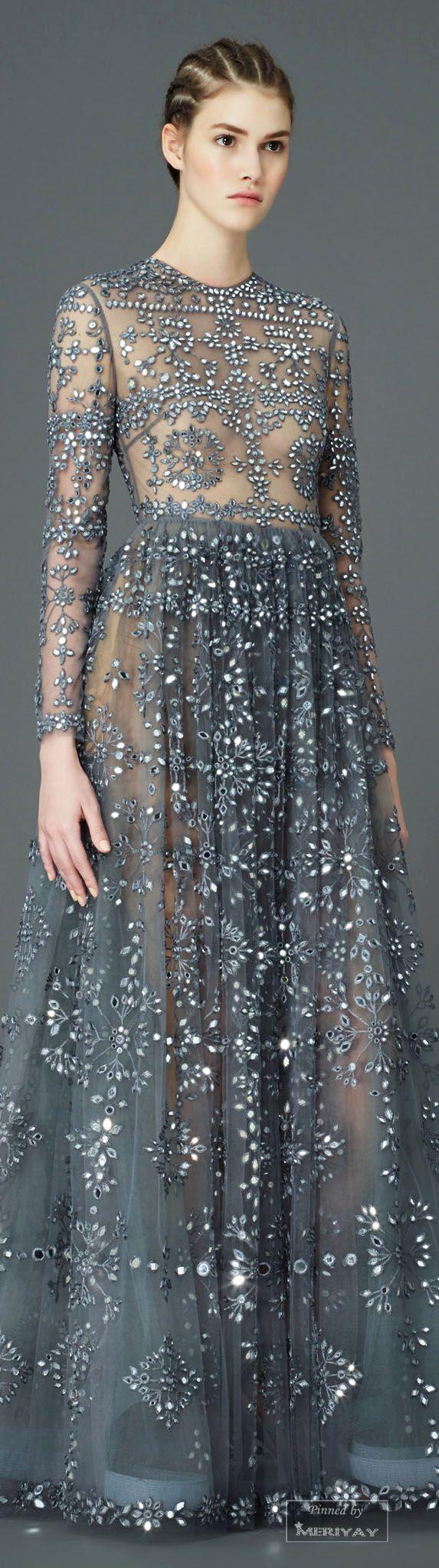 Vestidos para madrinas de la colección de Valentino 2015