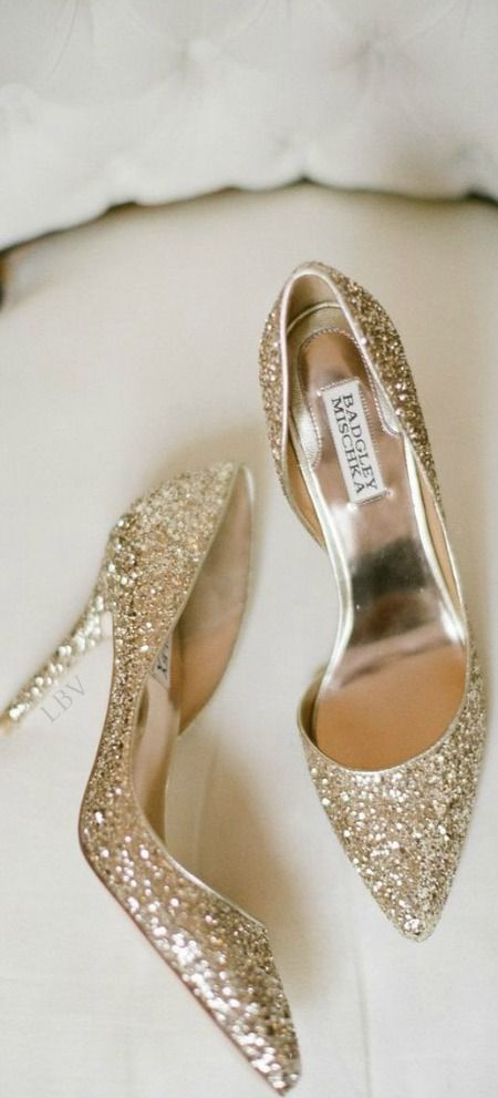 Zapatos para bodas Badgley Mischka 2015. Absolutamente soñados