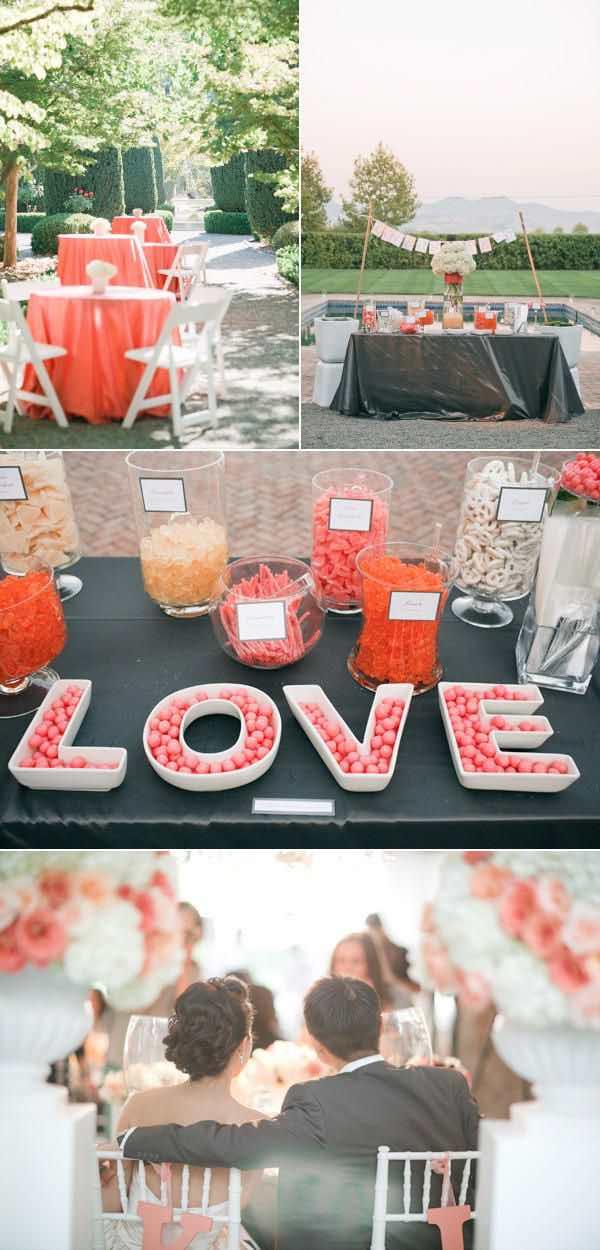 Una hermosa mesa de dulces para boda o candy bar, endulza tu gran día