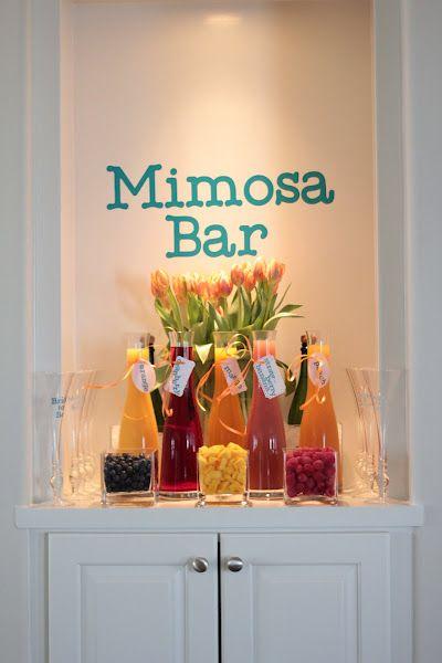 Original barra de mimosas. Foto everyscrapcountz.blogspot.com
