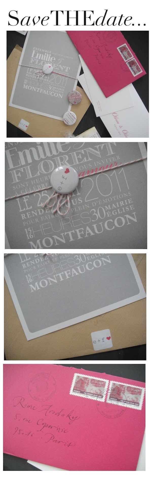 Juguemos con las tipografías para bodas modernas