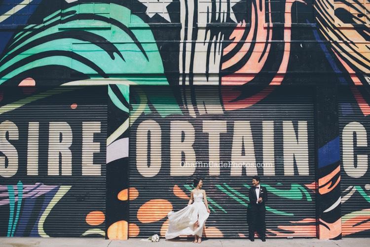 Original es poco. 440 Seaton uno de los lugares para bodas en Los Angeles mas originales