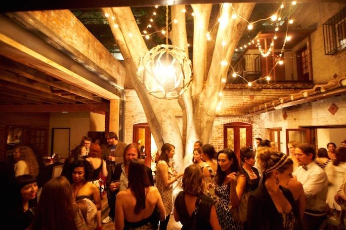 Una boda original y única en el centro de Los Angeles. Carondelet House