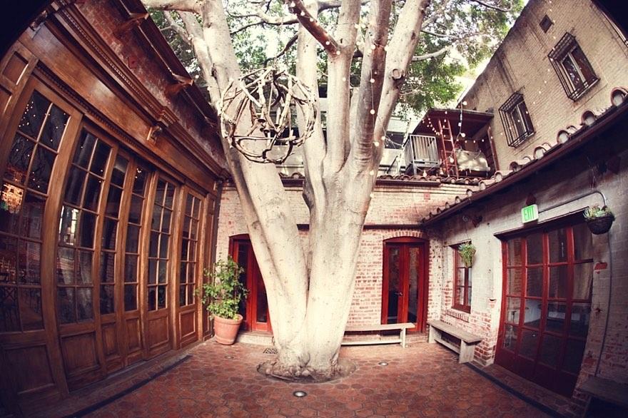 Carondelet House un lugar para bodas mágicas