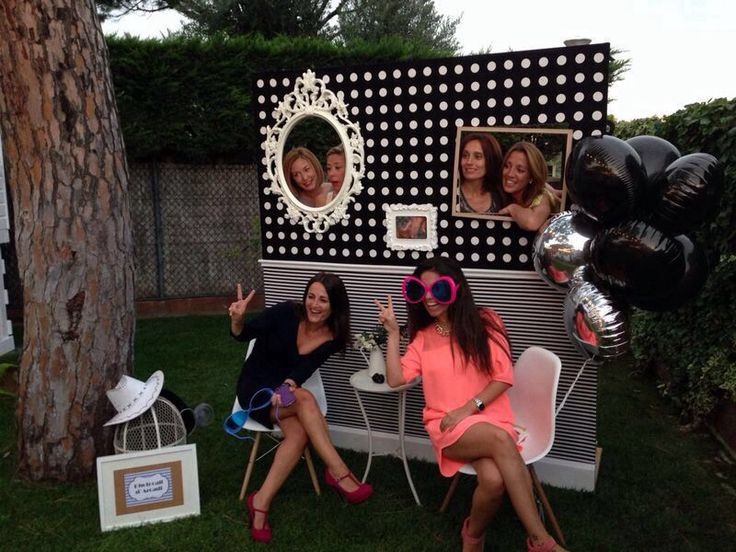 Ideas de photocall de boda originales y divertidas para copiar for Fiestas ideas originales