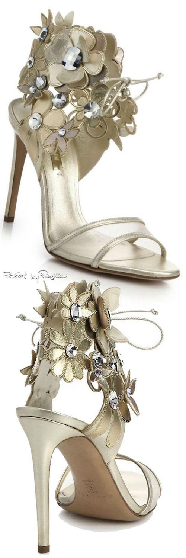 Zapatos para ir de bodas. ¡A todo lujo!