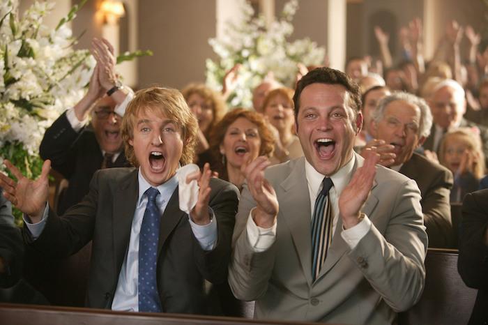"""¿Recuerdas Wedding Crashers? Los invitados """"no invitados"""" - Foto cortesía: herviewfromhome.com"""