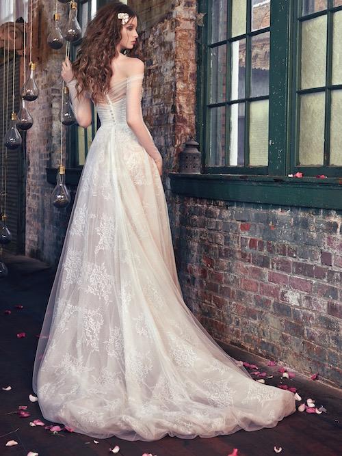 Seductora Ingenuidad. Aria, vestidos de novia de Galia Lahav