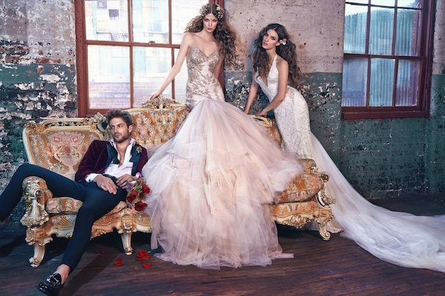 Vestidos de Galia Lahav 2016. Elsa y Jewel
