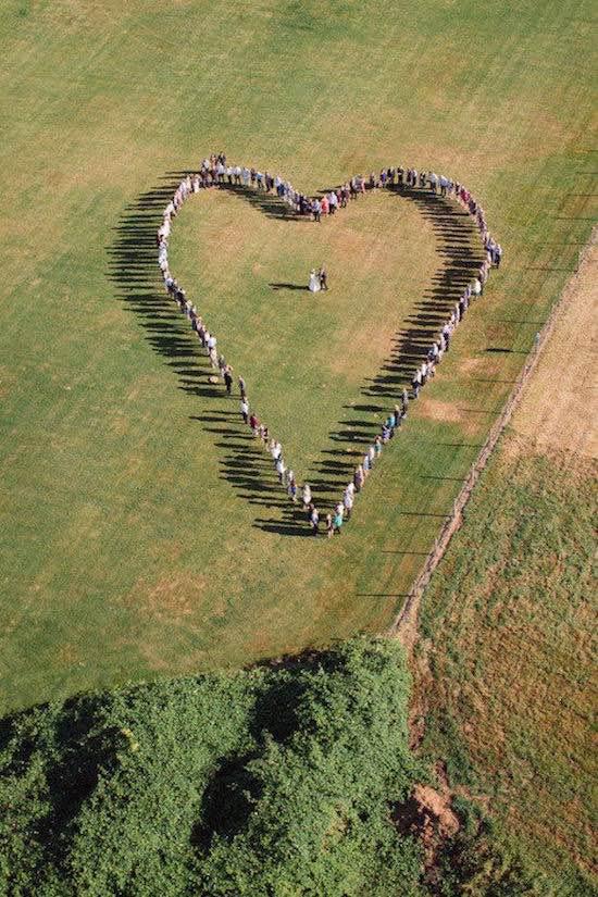 Fotografía aérea con drones para bodas. No olvides la tecnologia en tu boda