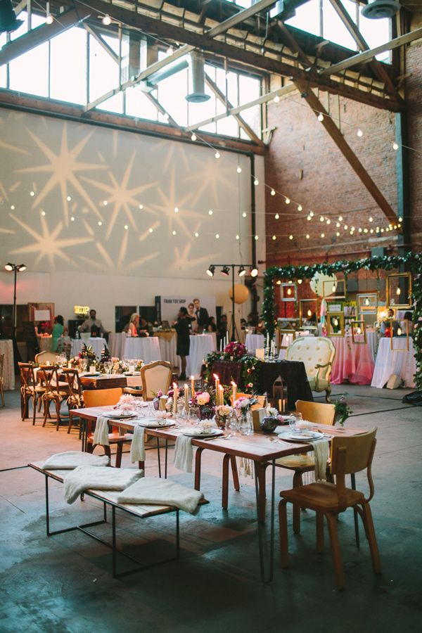 Salón de bodas para una wanderlust wedding. Fotografia: Lets Frolic Together